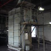 DABK库顶式静电除尘器